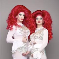 Makeover Looks - Divina De Campo & Delisha De Campo