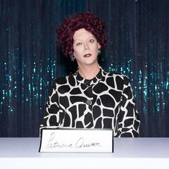 Snatch Game Look - Patricia Quinn