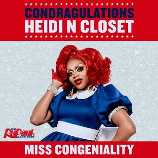 Congratulatory Post for Heidi