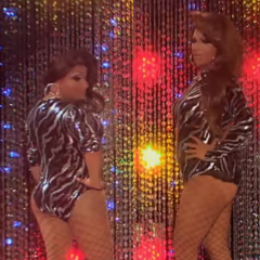Roxxxy and Isabella Andrews