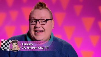 Eureka O'Hara (S10) confessional
