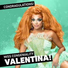 Ms. Congeniality Win Congratulation