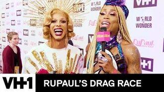 Monique Heart & the Season 11 Queens on the FINALE Red Carpet