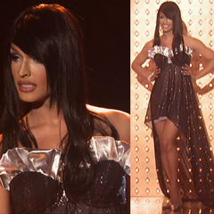 Diva Hollywood Extravaganza Awards Look