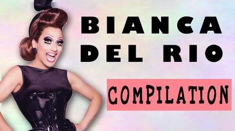 Bianca Del Rio Funny Moments Compilation