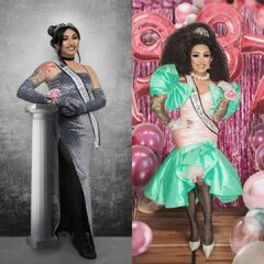 Unaired Prom Queen Fantasy Look (Options)