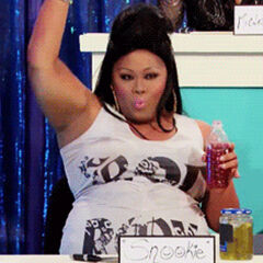 Snatch Game Look - Snooki