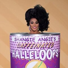Soup Can Look - Shangie Angie's Caffeinated HallelOOps