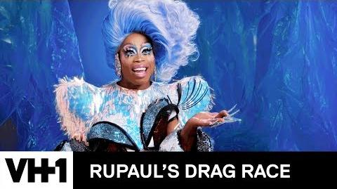 Meet Monique Heart Me Again, Bitch! RuPaul's Drag Race All Stars 4