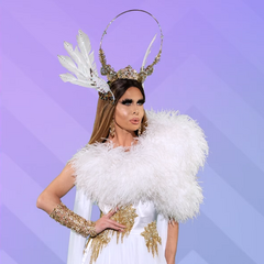 Angelic White Look