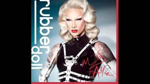 Miss Fame - RUBBER DOLL Official