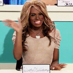 Snatch Game Look - Wendy Williams