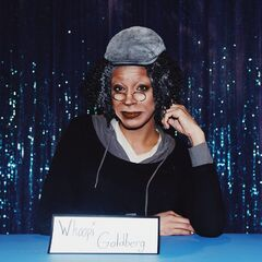 Snatch Game Look — Whoopi Goldberg