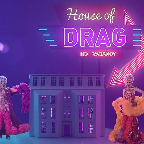 House of Drag Announcement