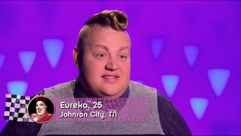 Eureka O'Hara confessional