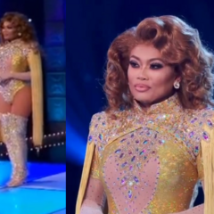Lip Sync for the Crown Look