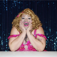 Snatch Game Look - Honey Boo Boo
