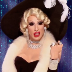 Snatch Game Look - Mae West