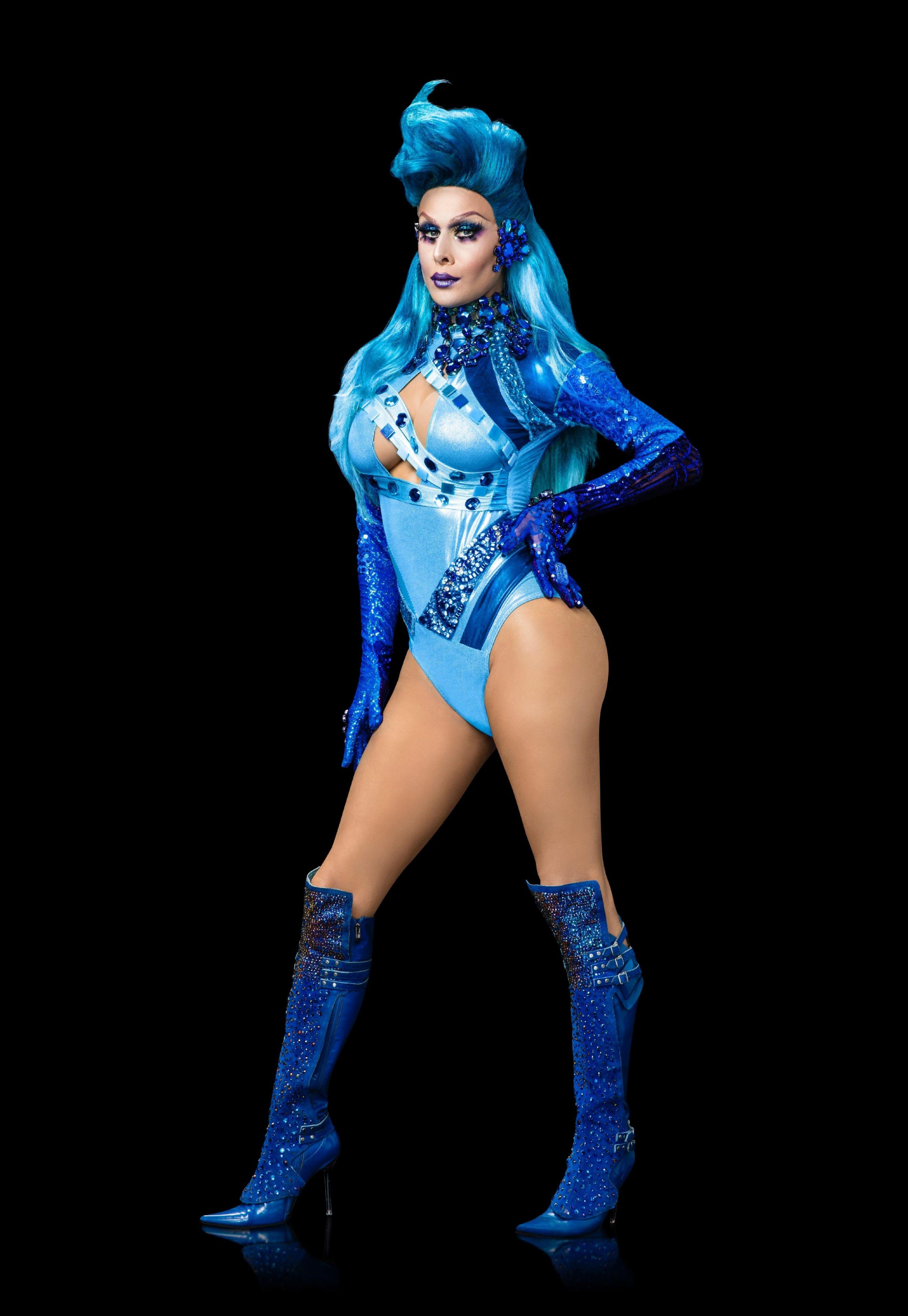 Magnolia Trinity Taylor Rupaul S Drag Race Wiki Fandom Powered