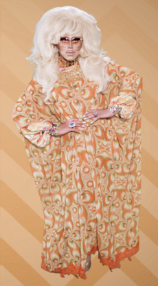 Trixie Wig Look 1