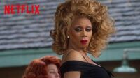 AJ and the Queen RuPaul & Michael Patrick King Partner for a Dream Collab Come True Netflix