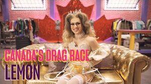 Canada's Drag Race Meet Lemon
