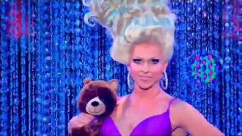 All Of Courtney Act's Runway Looks