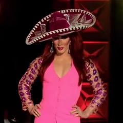 Latina Eleganza Look