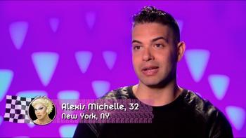 Alexis Michelle confessional