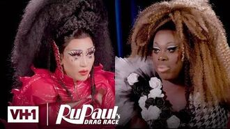 The Pit Stop S12 E5 - Yuhua Hamasaki Kikis With Bob The Drag Queen - RuPaul's Drag Race