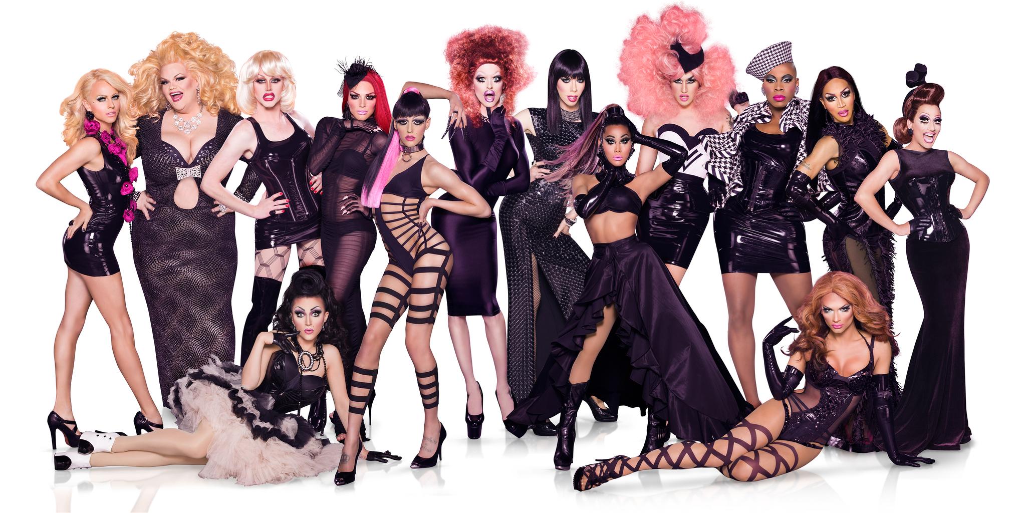 RuPaul\'s Drag Race (Season 6) | RuPaul\'s Drag Race Wiki | FANDOM ...