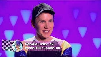 Charlie Hides confessional