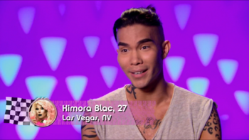 Kimora Black confessional