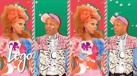 'Deck The Halls' w Todrick Hall