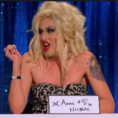 Snatch Game Look - Anna Nicole Smith
