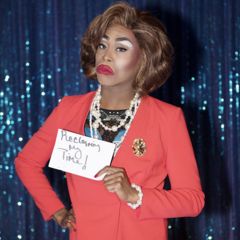 Snatch Game Look — Maxine Waters
