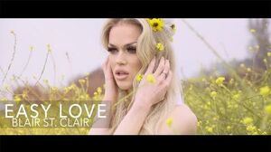 Blair St Clair - Easy Love