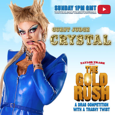 Crystal The Gold Rush