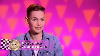 Blair St. Clair confessional