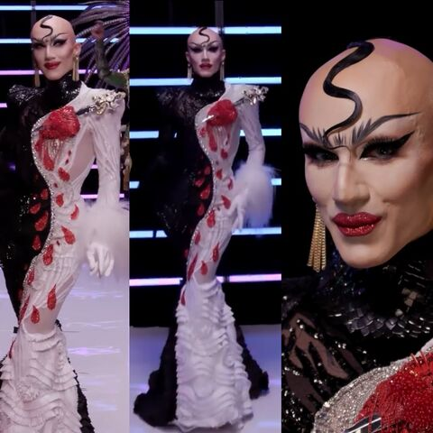 Cast Ruveal Look