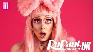 Scaredy Kat Meet The Queens Drag Race UK (Season One)