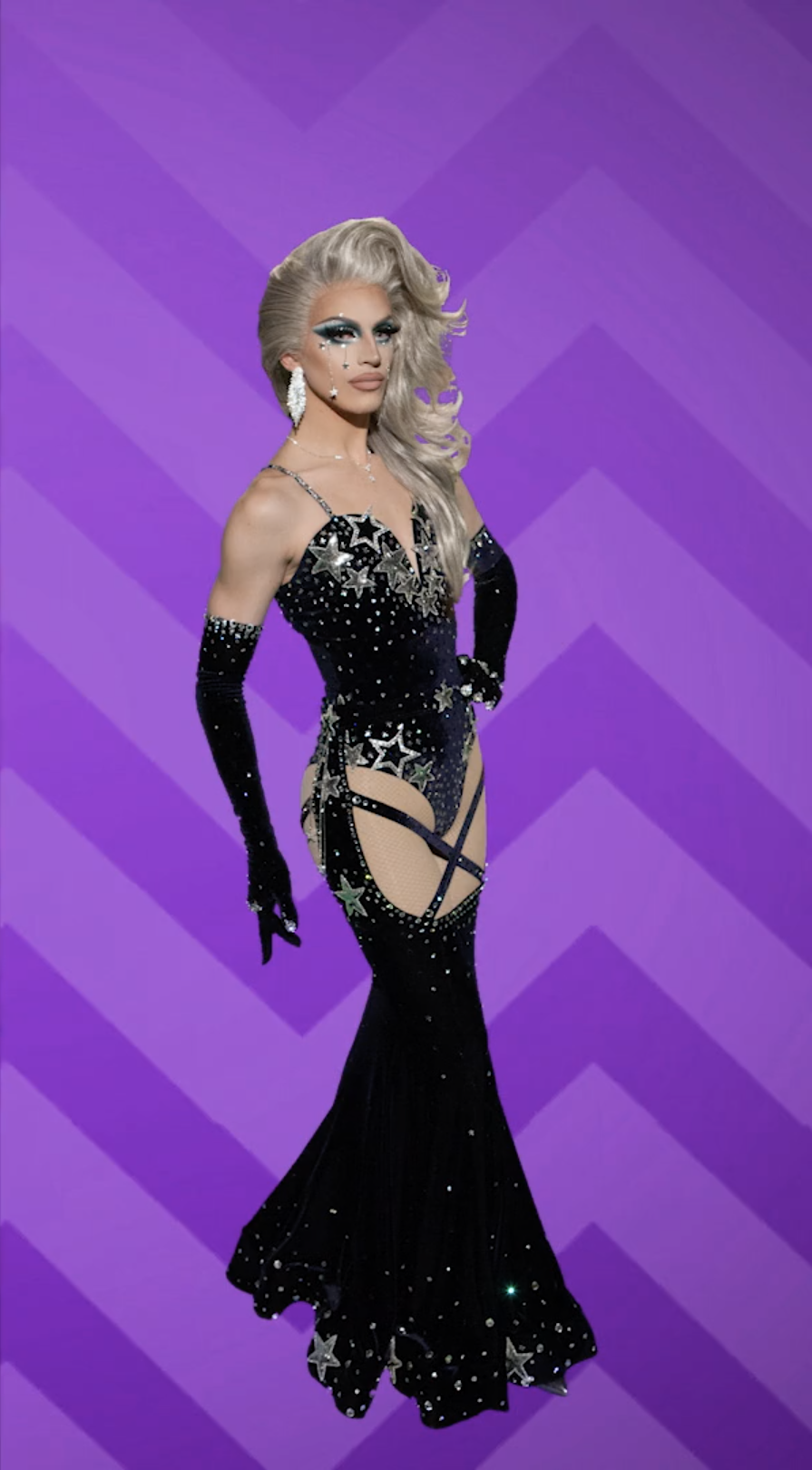 image aquaria final 4 look png rupaul s drag race wiki fandom