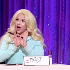 Farrah Moan's impersonation of Gigi Gorgeous on Snatch Game