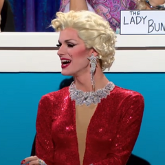 Snatch Game Look - Marilyn Monroe