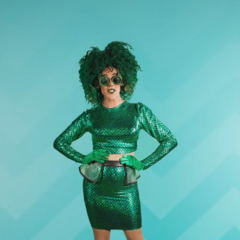 Emerald Citizen Makeover Look - Thorgy