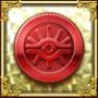 Crimson-medal