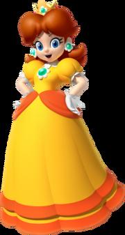 Princess Daisy 02