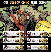 Legacy Coins Capture