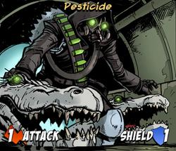 Pesticide mini
