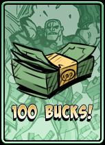 Service bucks